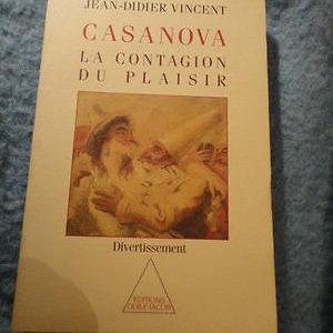 Casanova Contagion Du Plaisir***se faisait la gloire de 10 véroles**