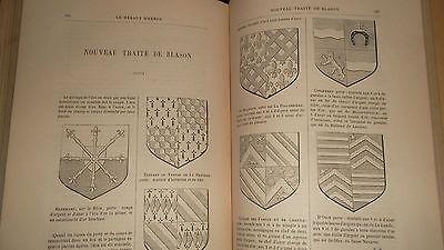 Le Héraut d'Armes. Revue Illustrèe De La Noblesse.tome 1er de Nov.1861 à janv.63