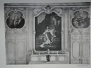 BABELON JEAN LE CABINET DU ROI OU LE SALON LOUIS XV DE LA BIBLIOTHEQUE NATIONALE