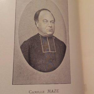 HAVRE Etude sur le langage de la banlieue du Havre MAZE 1903