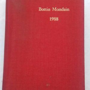 BOTTIN MONDAIN 1988