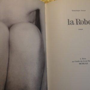 érotique  La Robe.