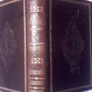 ROUSSEAU J. B.  OEUVRES CHOISIES DE J.B. ROUSSEAU 1822 -