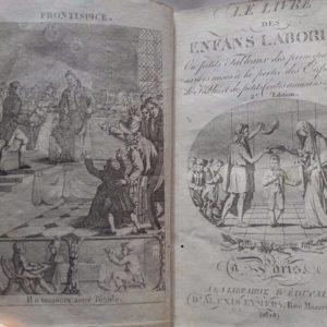 Le livre des enfans laborieux   1818