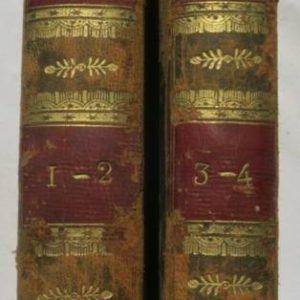 Demoustier Lettres à Emile sur la mythologie 1816