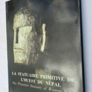 La statuaire primitive de l'Ouest du Népal