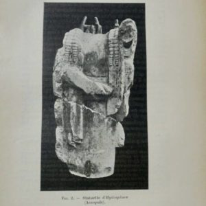 sculpture attique avant Phidias 1904