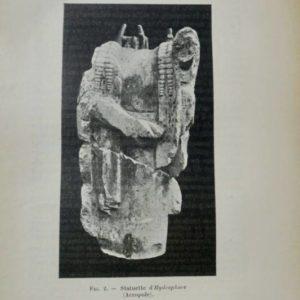 sculpture attique avant Phidias 1904